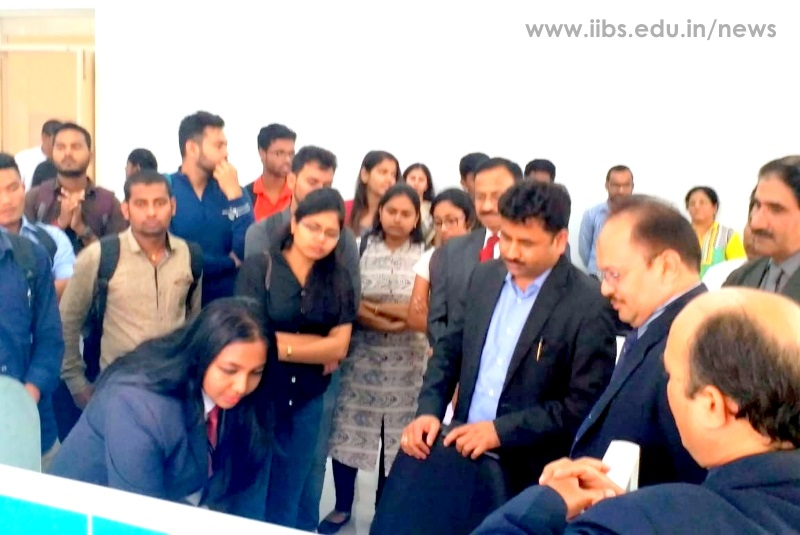 Business Incubation Center Inaugurated at IIBS, Bangalore