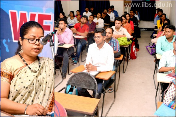 IIBS Kolkata Campus Inaugurates MBA New Batch 2018-20