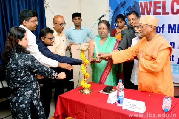 IIBS Kolkata Campus Inaugurates MBA New Batch 2018-20