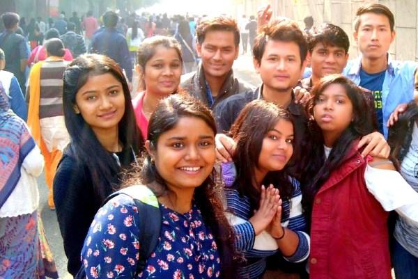IIBS Students Visit the India International Trade Fair (IITF) 2017