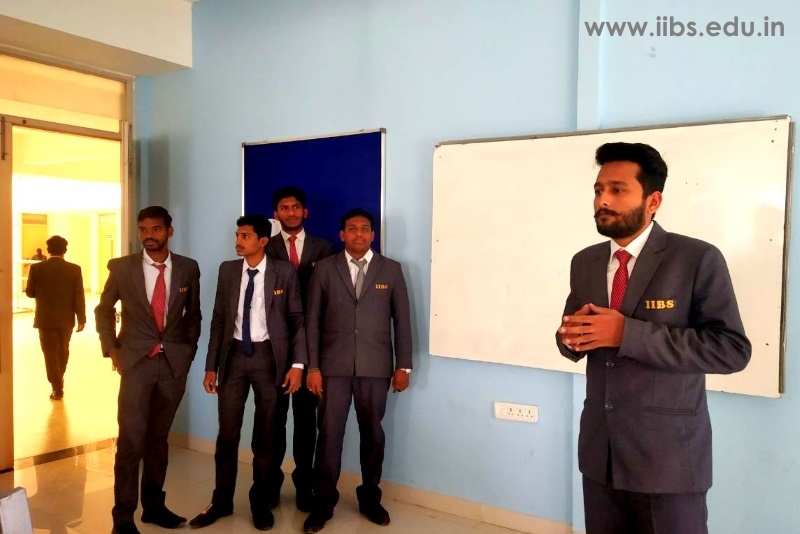 PGDM Students Discuss Micro-Finance at IIBS Bangalore