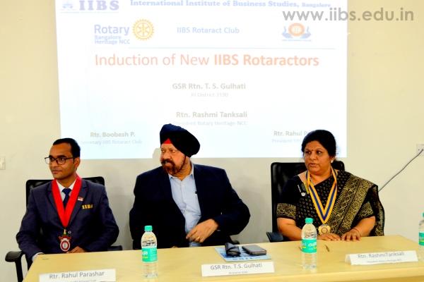 More IIBS Rotactors to Serve Community at Bangalore - IIBS