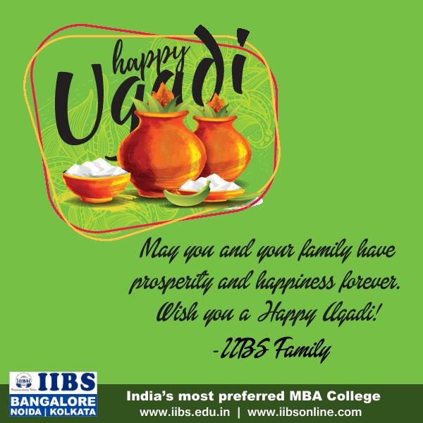 Wishing You and Your Family a Very Happy and Prosperous Ugadi!