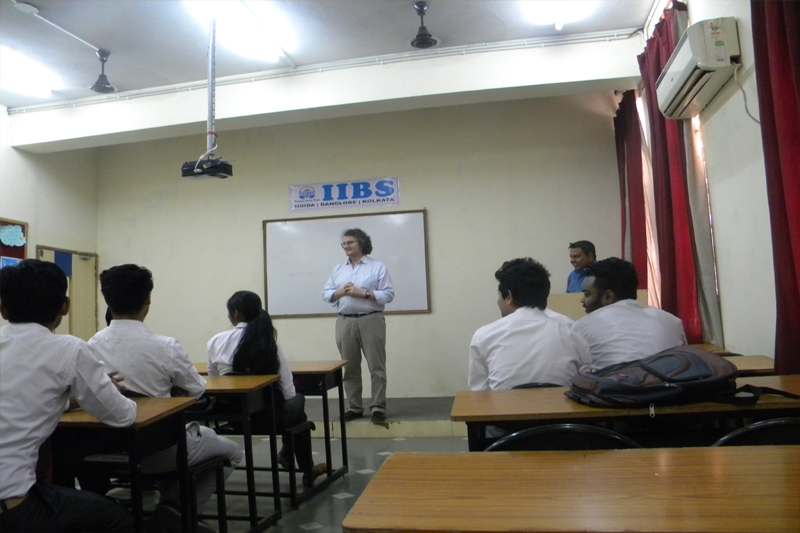 A Session on Management Scenario in India and Abroad Cross Cultural Management