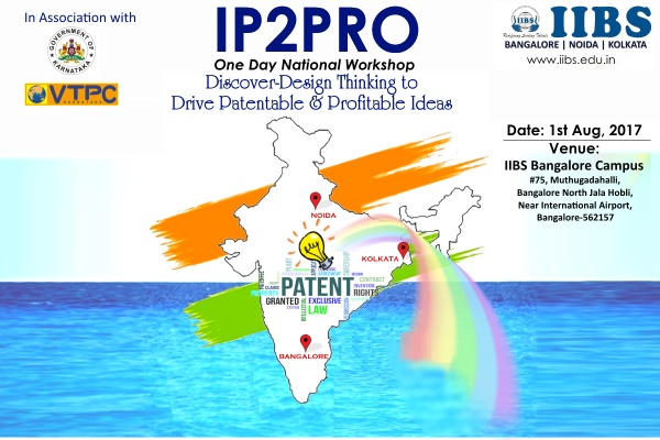 IP2PRO - One Day National Workshop at IIBS Business School