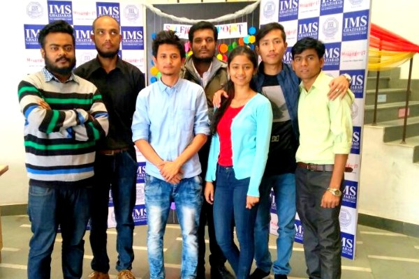 MBA Students of IIBS participated in Melange -2017, An Inter Institute Annual Cultural Festival