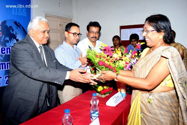 Inaugural Programme of New MBA Batch at IIBS Kolkata Campus
