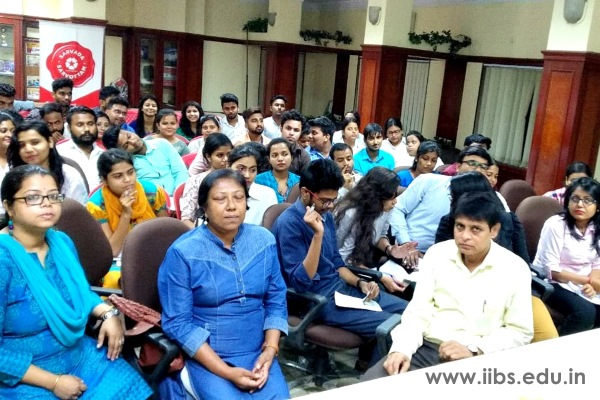Industrial visit to CenturyPly Ltd. by IIBS MBA Student Kolkata