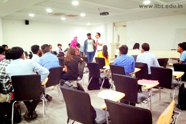 Time Management Games for PGDM Students - IIBS Bangalore