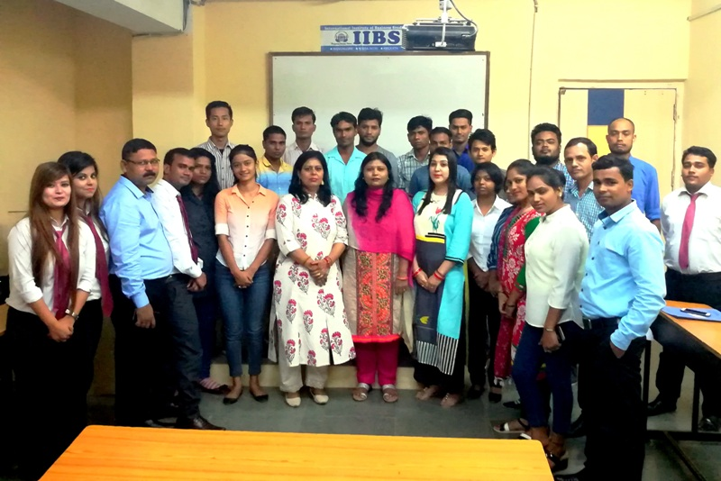 Inaugural Programme of New MBA Batch at IIBS Noida Campus