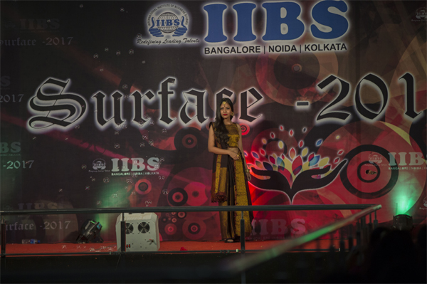 IIBS Surface 2017-Encourage every Management Students to Showcase their Talent